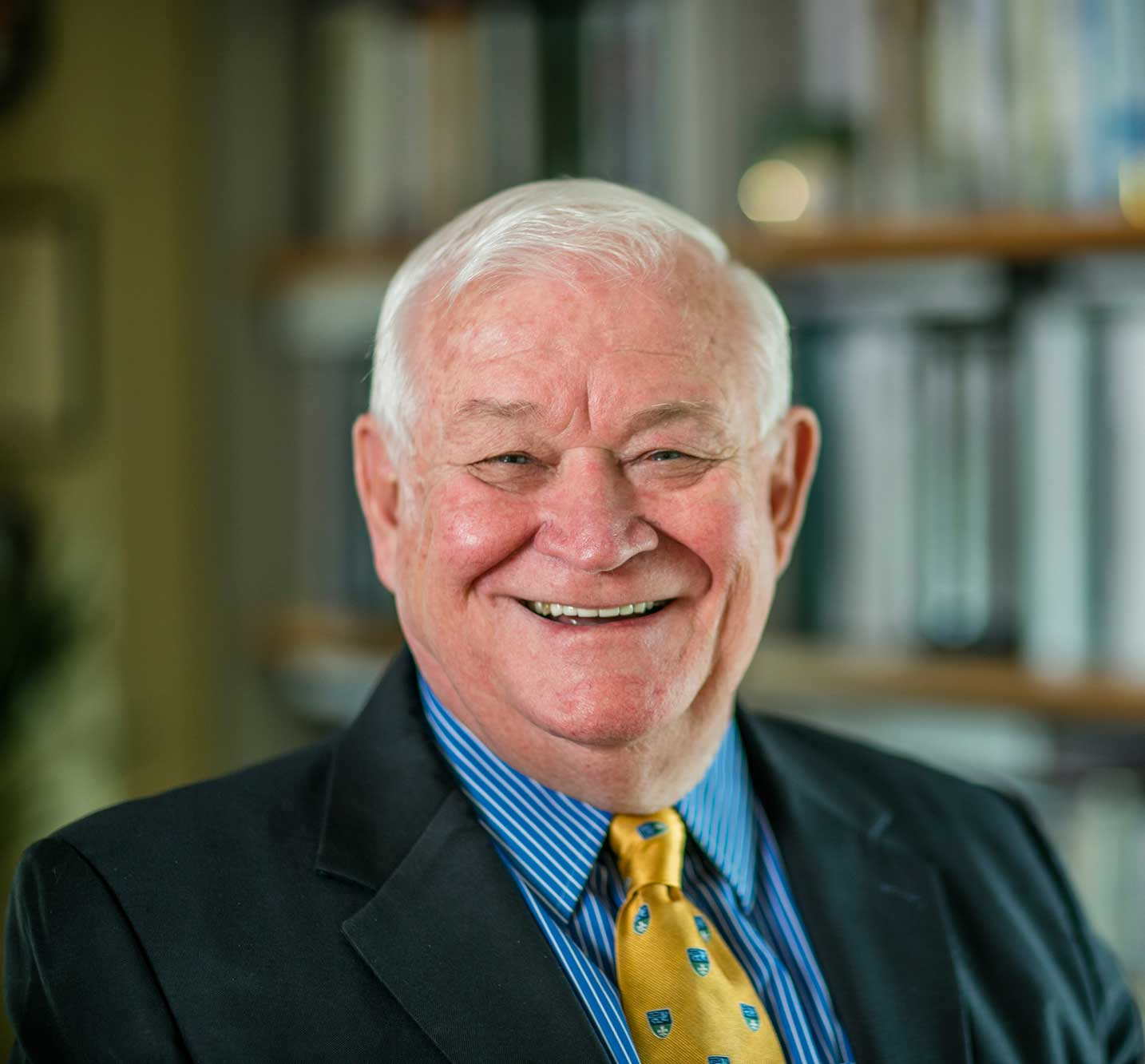 Photo of Dr. Larry Garner