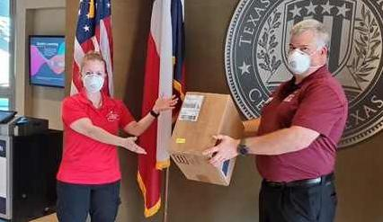 A&M-Central Texas donates 110 COVID-19 test kits to Bell County