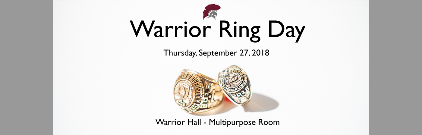 Warrior Ring Day