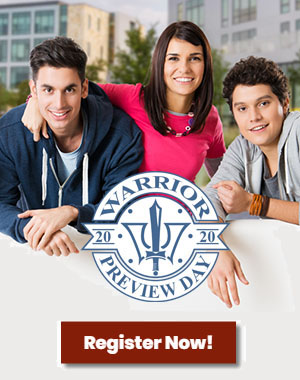 Visit A&M-Central Texas March 28 for Warrior Preview Day!